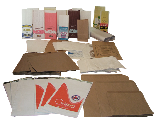 PAPER BAGS & SHEETS