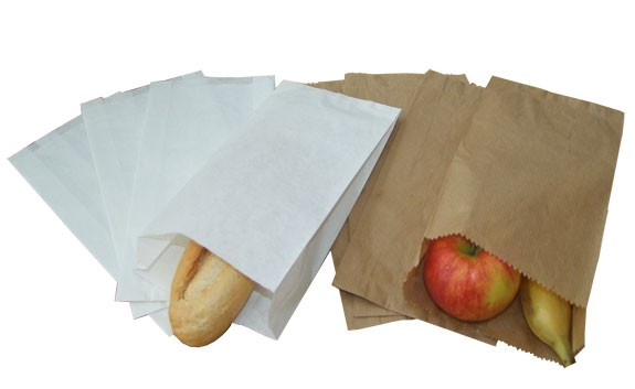 Folded Paper Bags
